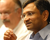 Sankaran Venkataraman, UVA's Darden School of Business Administration