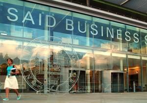Oxford University Said Business School Essay Analysis, 2014–2015