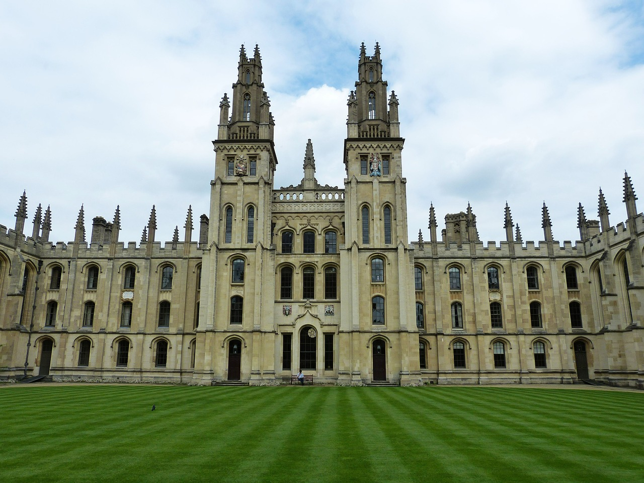 Mission Admission: What About European Business Schools? Oxford
