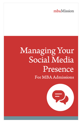 mbaMission Releases New Guides on Social Media and MBA Interviews!