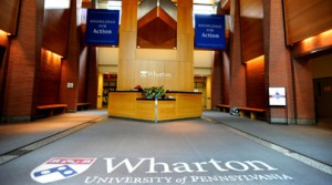 Friday Factoid: Wharton for Consulting - mbaMission