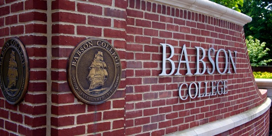 Diamonds in the Rough: Olin Graduate School of Business at Babson College - mbaMission