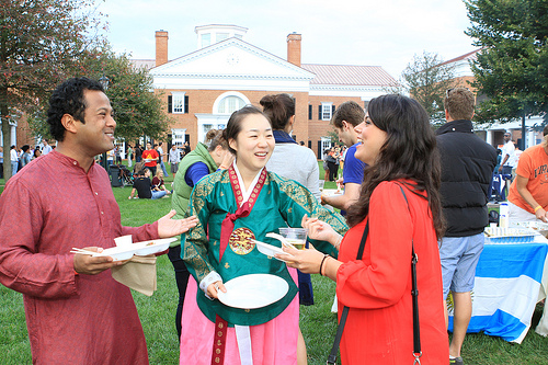 Beyond the MBA Classroom: International Food Festival at Darden - mbaMission