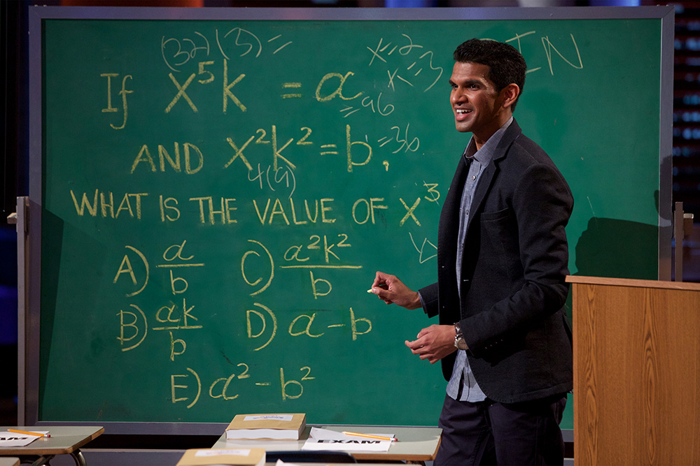 mbaMission's Exclusive Interview with Shark Tank Contestant Shaan Patel, Founder of Prep Expert - mbaMission