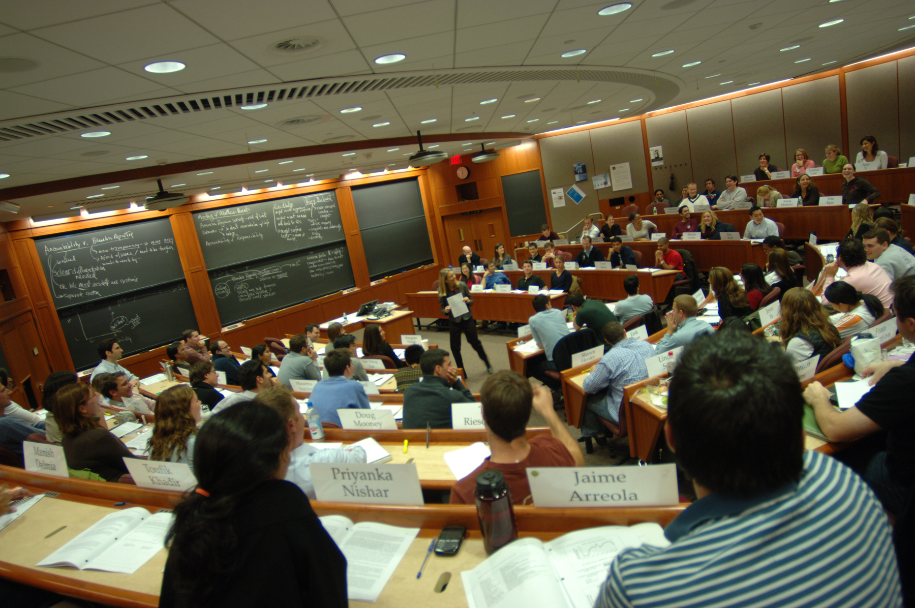 Friday Factoid: Faculty Mentoring and Development at HBS - mbaMission