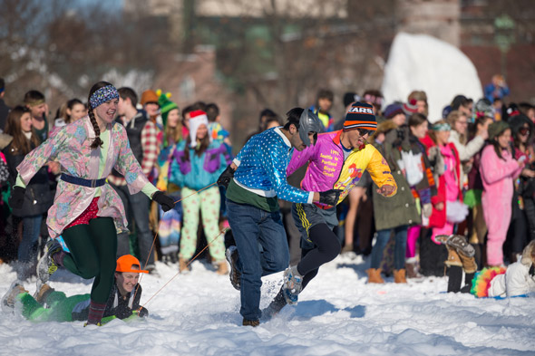 Beyond the MBA Classroom: Winter Carnival at Dartmouth Tuck - mbaMission