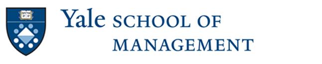 Yale school of management application essay