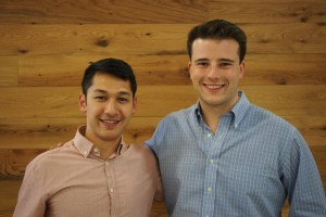 Entrepreneurial Friends Evan Brandoff and Zubin Teherani Founded LeagueSide to Help Youth Sports Leagues Find Sponsors - mbaMission