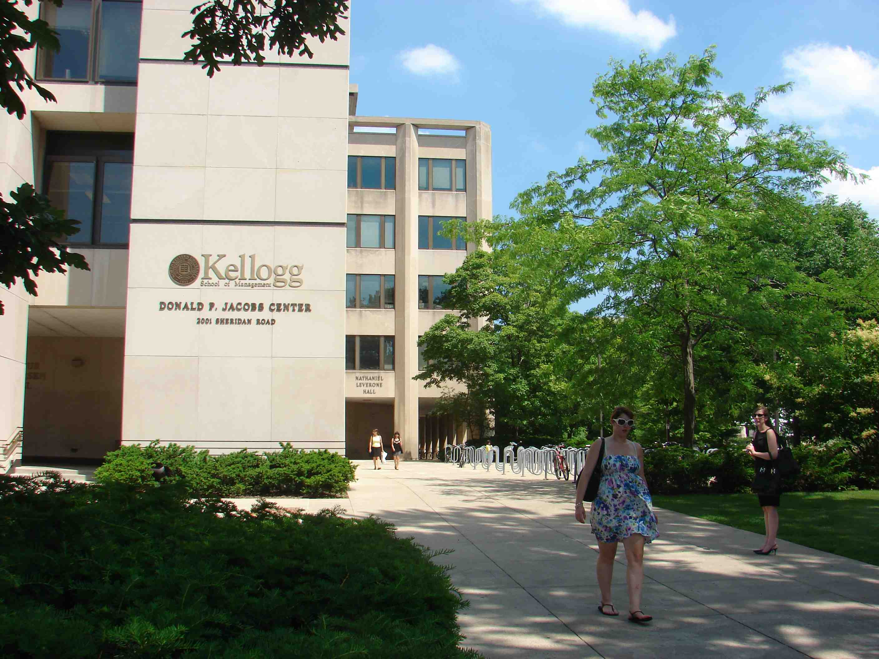 Northwestern Univeristy's Kellogg School of Management