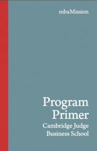 mbaMission Is Proud to Present Free B-School Program Primers!