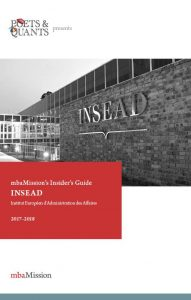 mbaMission Releases INSEAD Insider's Guide and Updated Interview Guides for 2017–2018
