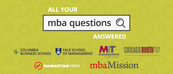 Get All Your MBA Application Questions Answered in This Six-Part Online Event Series!