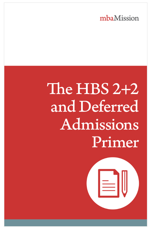 mbaMission Offers a New Primer and an Online Event for Deferred Admissions Program Candidates