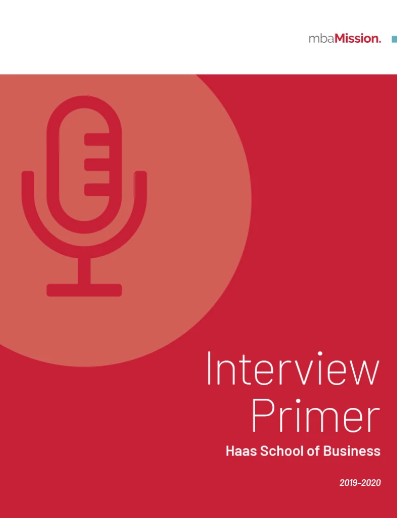 mbaMission Releases Updated Free Interview Guides for 2019–2020