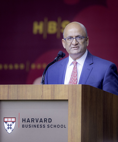 Harvard Business School to Seek New Dean After Nitin Nohria Steps Down - mbaMission